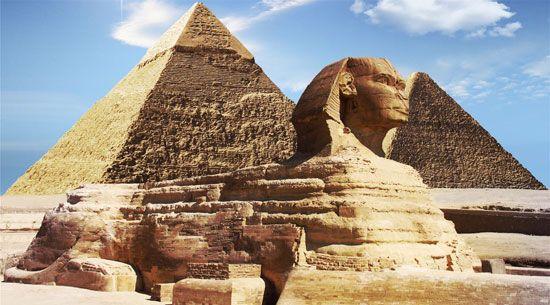 Hermosa arquitectura egipcia impresionante arte for Arquitectura egipcia