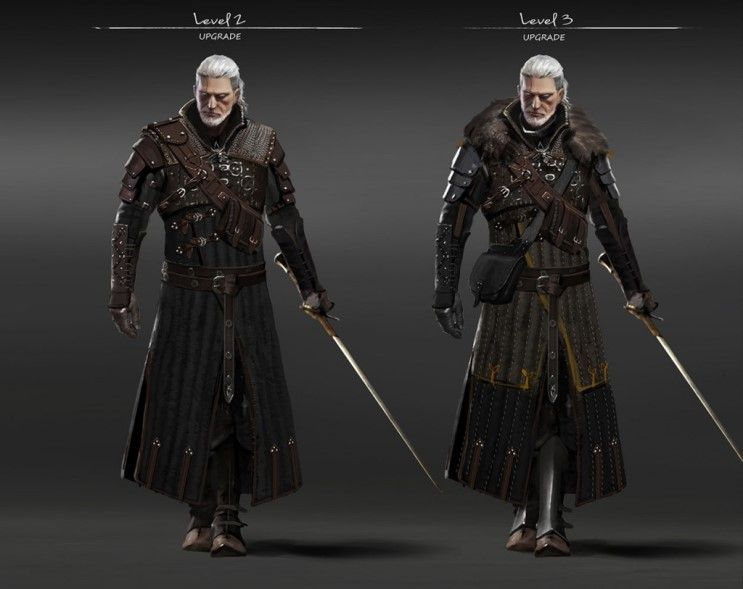 The Witcher 3 Wild Hunt Concept art : 네이버 블로그