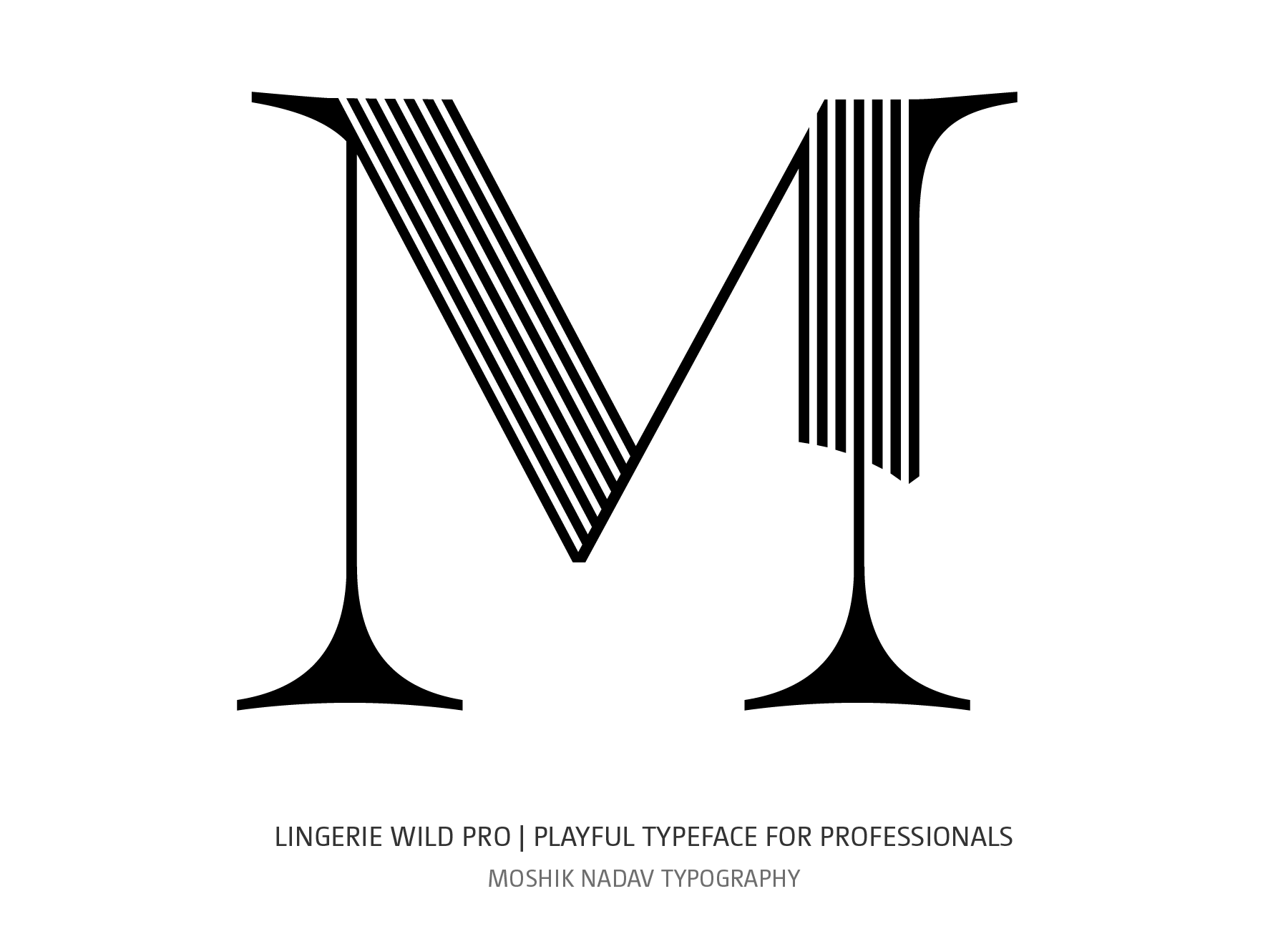 sells low price the latest Pin on Lingerie Wild Pro Typeface Visage Style designed by ...