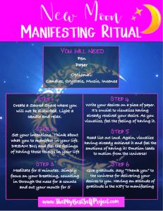 New Moon Manifesting Ritual | How To Manifest Anything | Meditation #newmoonritual New Moon Manifesting Ritual | How To Manifest Anything | Meditation #newmoonritual