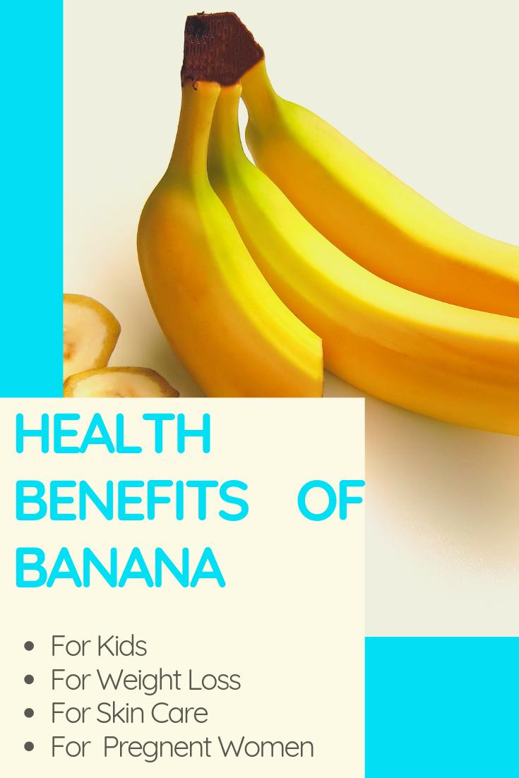 Health Benefits Of Banana Banana Health Benefits Banana Benefits Fruit Benefits