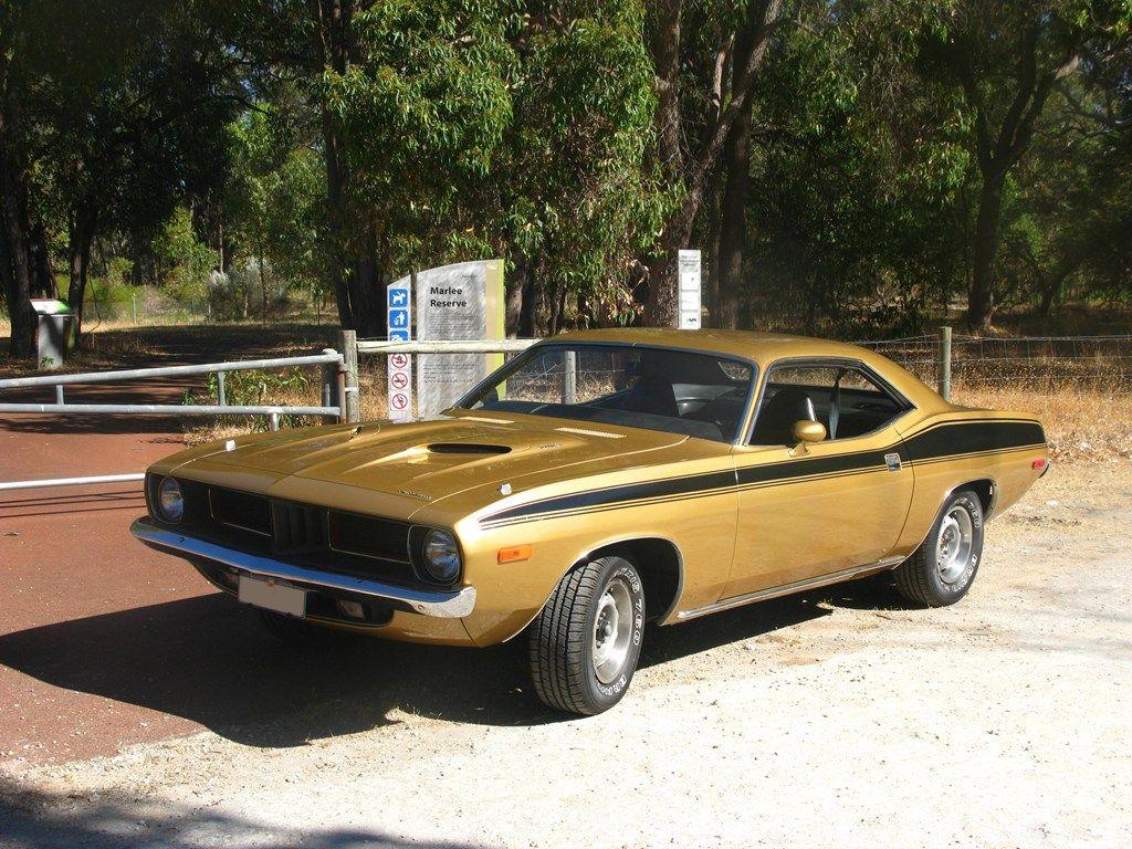 1973 PLYMOUTH CUDA BS23 for sale   Trade Unique Cars, Australia ...