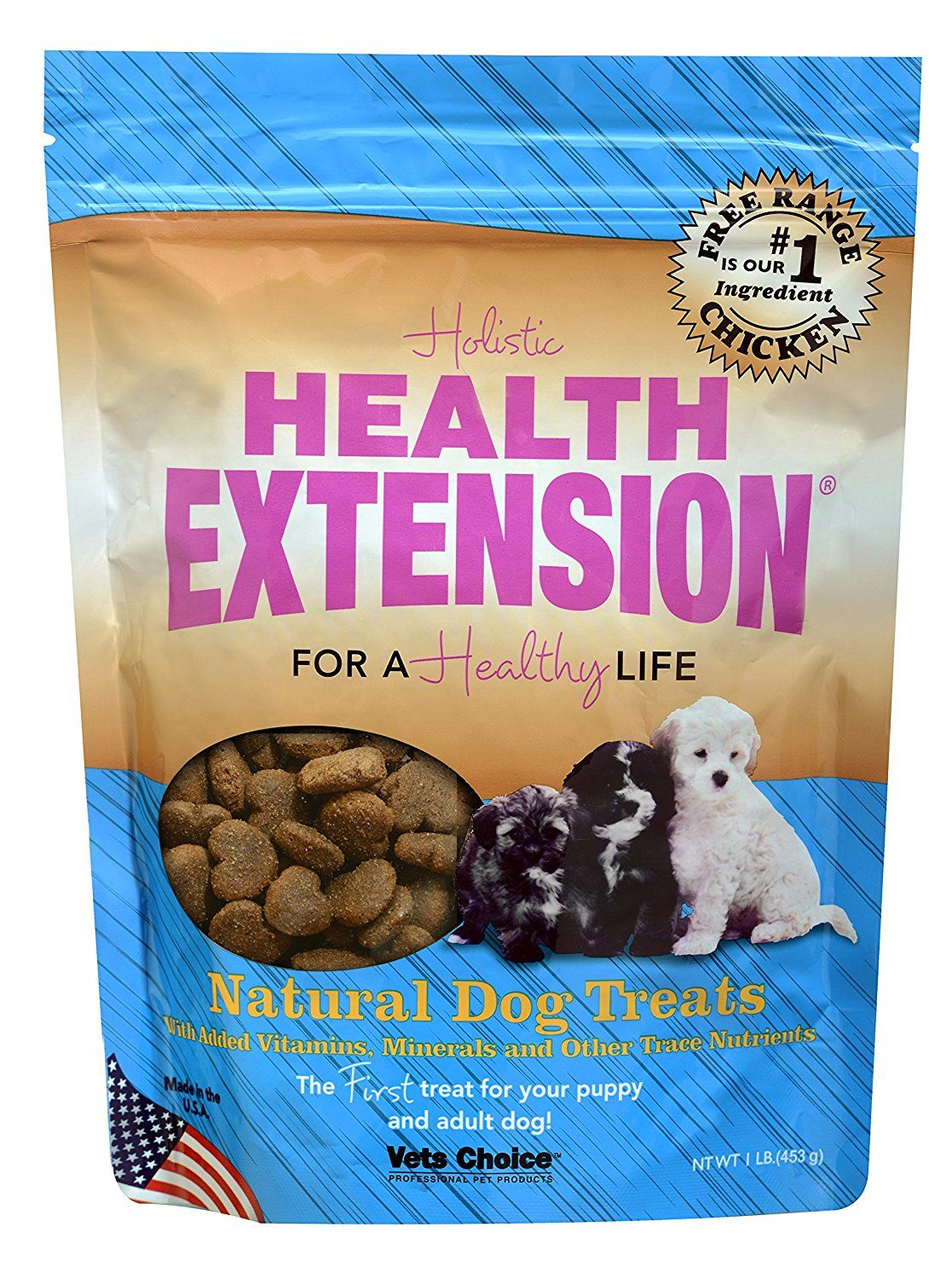 Health Extension Heart Shape Treat, Large For more