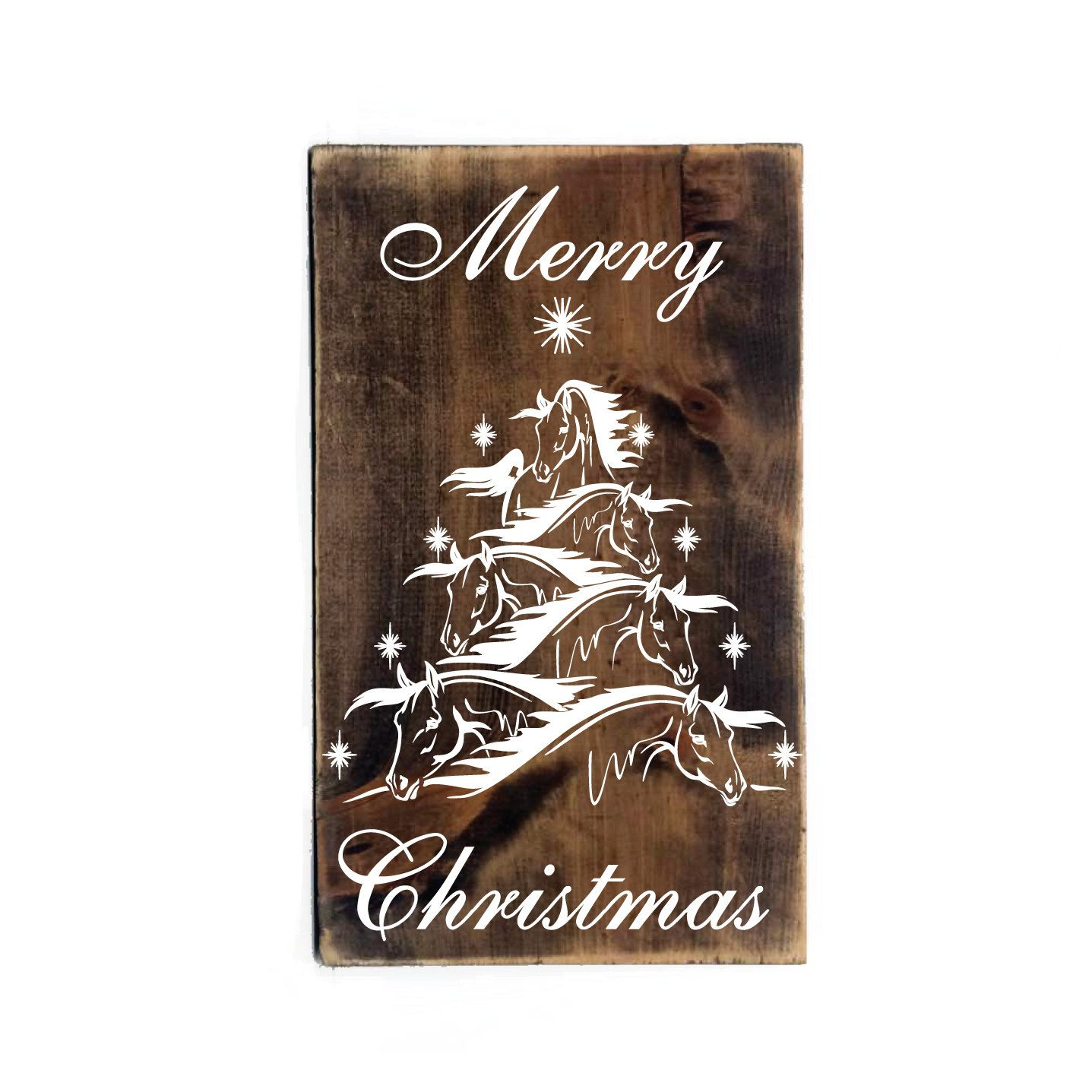 Christmas Shipping Christmas Holiday Rustic Home Decor Merry