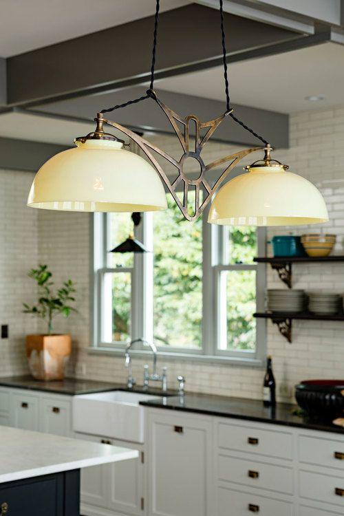 Victorian Kitchen Lighting Antique light fixture with vaseline glass shades the kitchen victorian kitchen workwithnaturefo
