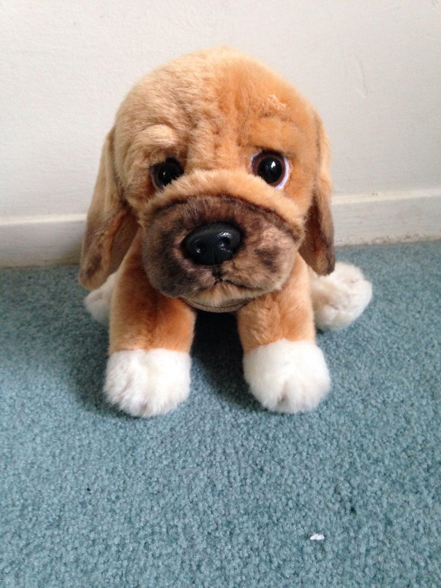 Puggle Stuffed Animal Goldenacresdogs