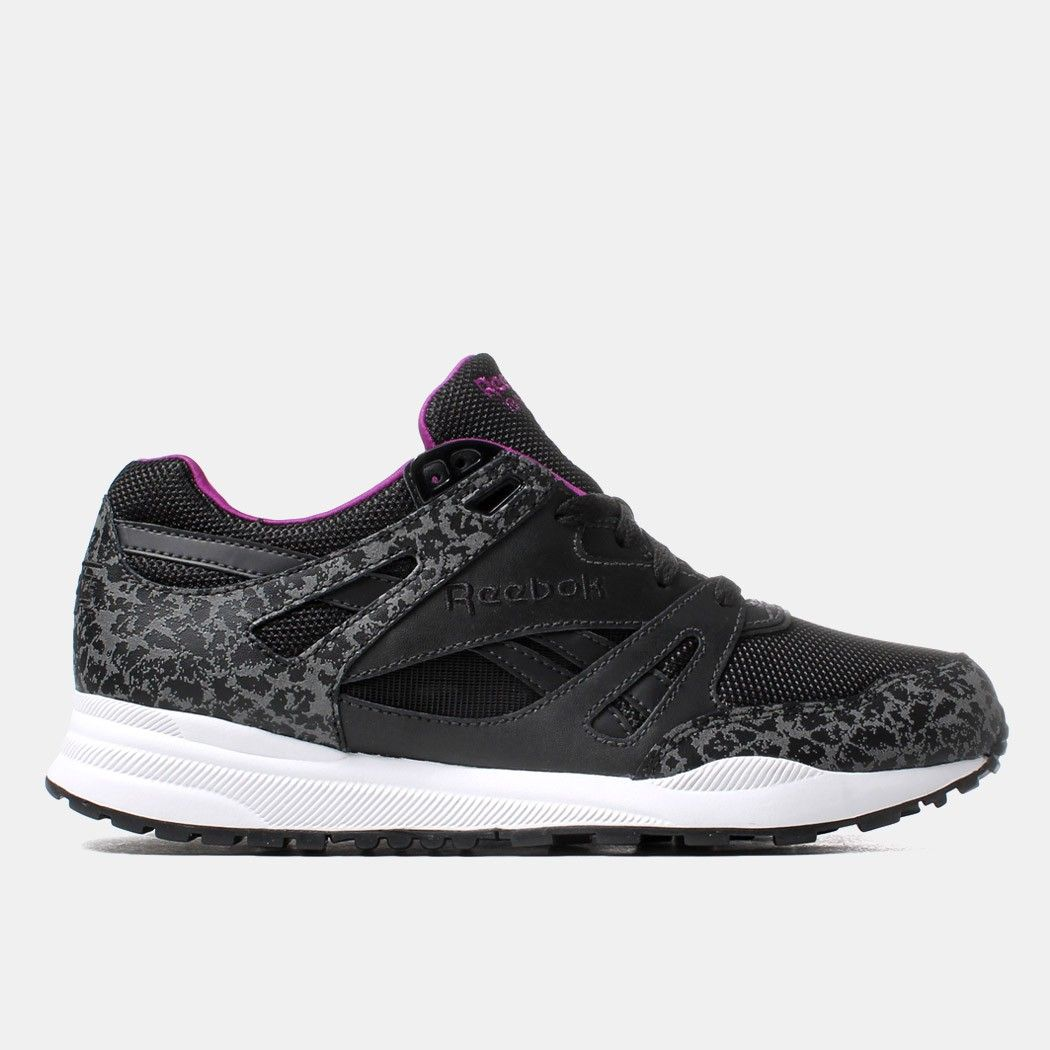 a238bdcaa18b70 ... Reebok Ventilator Reflective Shoes - Black White . ...