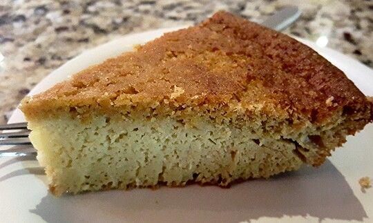 Exquisito y recién horneado pan de elote
