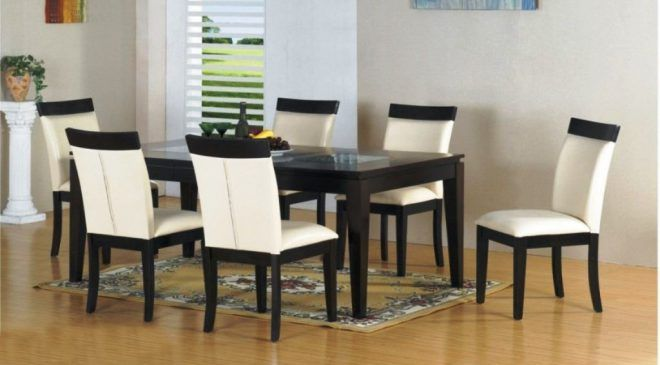 Contemporary Dining Room Chairs Beauteous Contemporary Dining Room Set  Dining Room  Pinterest Decorating Design