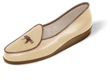 Travelette All Calf Shoe