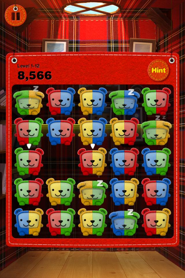 Gemibears Screenshot Games