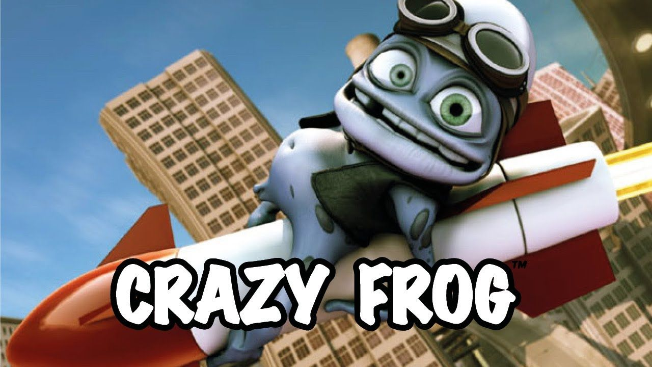 Crazy Frog Axel F Official Video In 2020