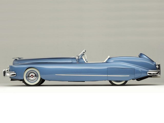 1950 Saturn Bob Hope Special (side view)