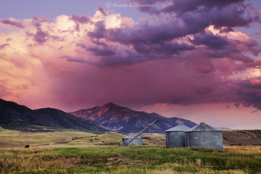 Thunderstorm Sunset, Swan Valley, Idaho | Idaho: The Gem