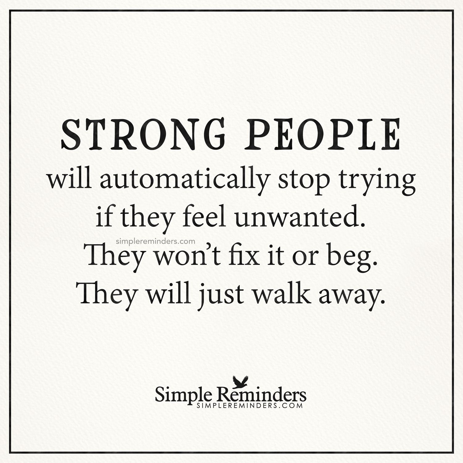 Strong people by Unknown Author  Wisdom quotes, Quotes, True quotes