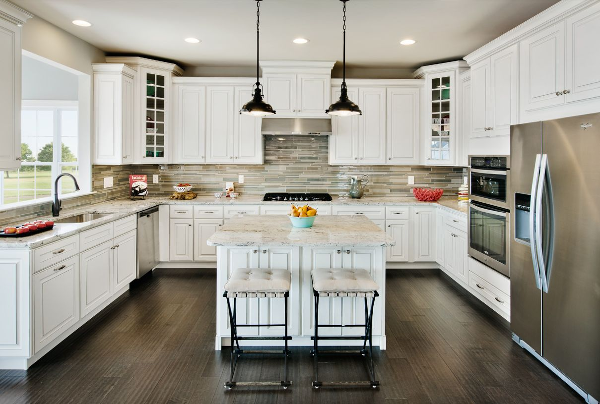 Toll Brothers - America\'s Luxury Home Builder | Kitchen | Pinterest ...