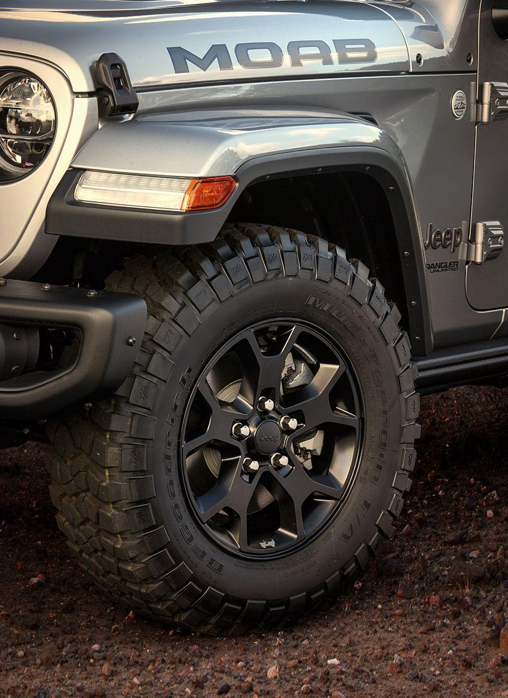Jeep Presents Wrangler Moab Edition Jeep Wrangler Moab Jeep New Jeep Wrangler