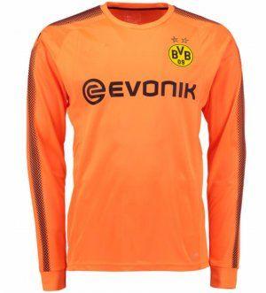 best sneakers 7034f 80321 Borussia Dortmund 2017-18 Season LS Away Goalkeeper BVB ...