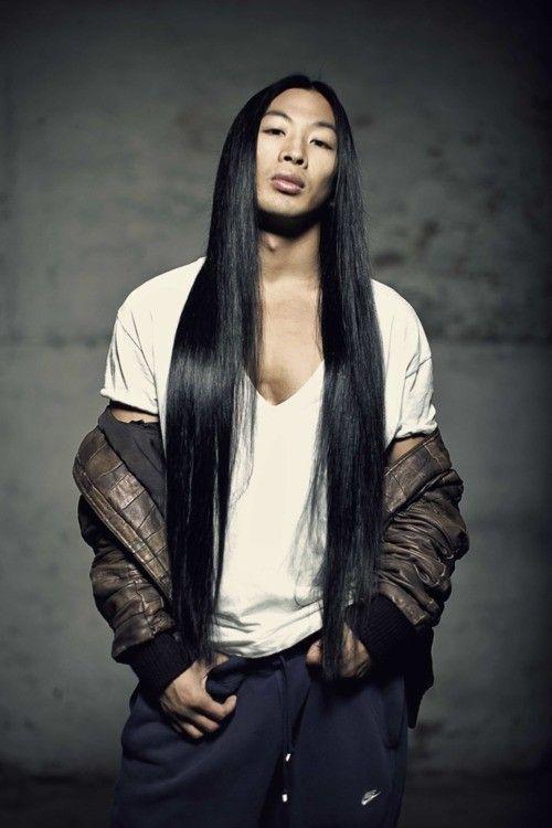 Men With Long Hair Men With Long Hair Photo 32142411 Fanpop Long Hair Styles Men Asian Men Hairstyle Long Hair Styles