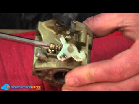 craftsman model 944 361452 how to clean carb