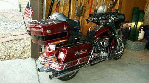 2000 Harley-Davidson FLHTCU FLHTCUI Electra Glide Ultra Classic - Arvada, CO #7336705553 Oncedriven