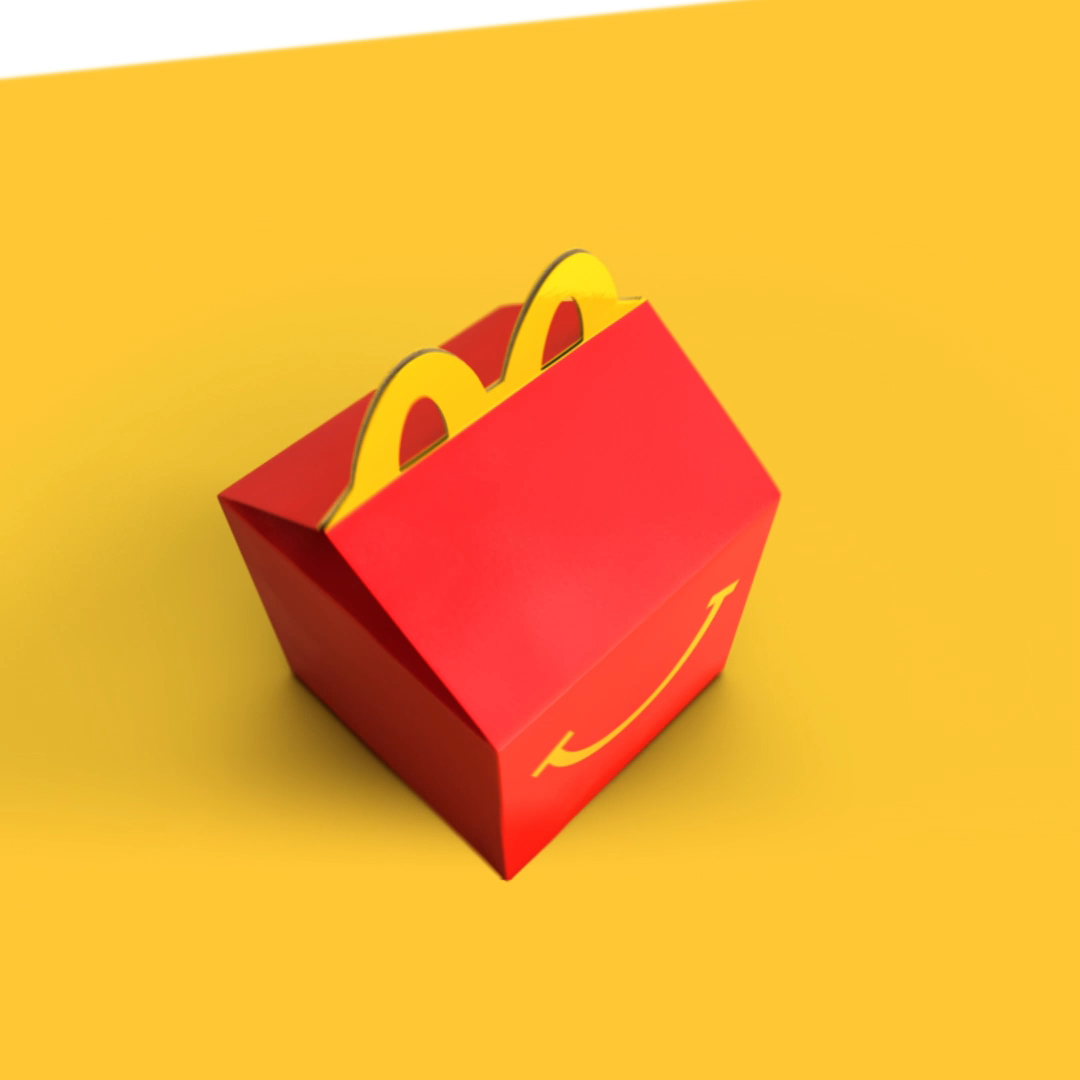 The Food They Love Plus Something Extra To Fuel Their Imaginations Video Happy Meal Happy Meal Mcdonalds Meals