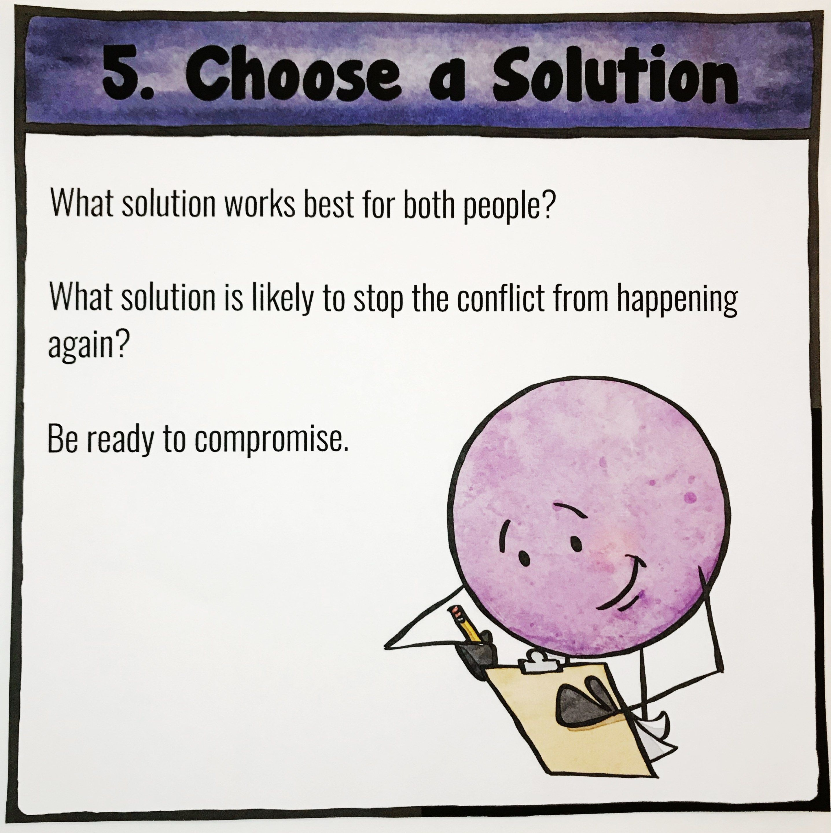 Teaching Conflict Resolution Skills In 6 Easy Steps In