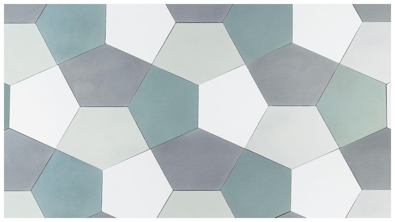 Carreaux Originaux Des Createurs Carreaux Ciment Mosaic Del