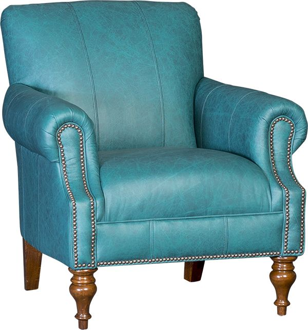 Mayo S 8960l Chair In Omaha Turquoise