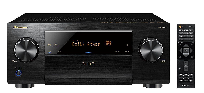 Pioneer SC-LX502 Elite Audio & Video Component Receiver (Black) #audiovideo