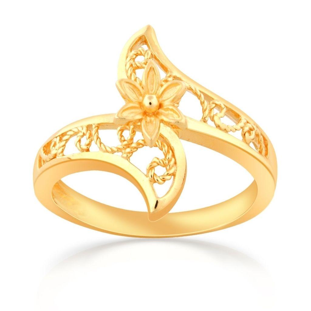 Buy Malabar Gold Ring Frdzcafla292 For Women Online