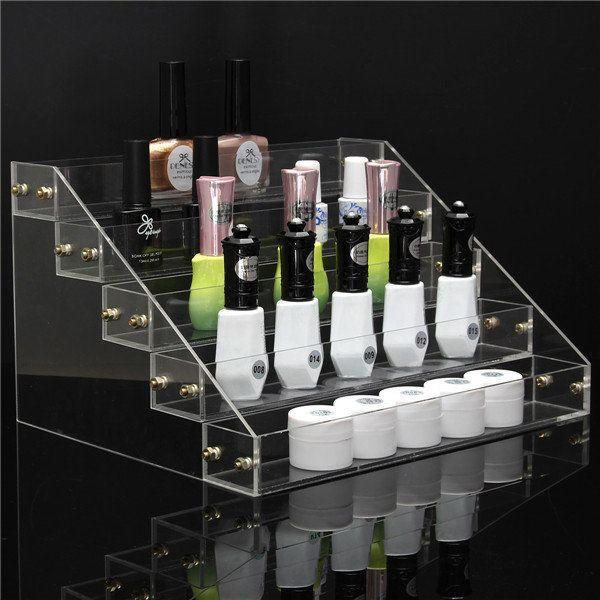 37+ Clear acrylic nail polish organizer ideas in 2021