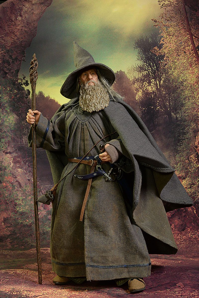 Lord of the Rings Gandalf sixth scale figure   Señor, Juguetes y Anillos