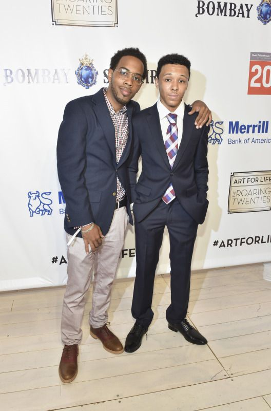 JoJo Simmons with Russy. All grown up! | Celebrity Styles ...