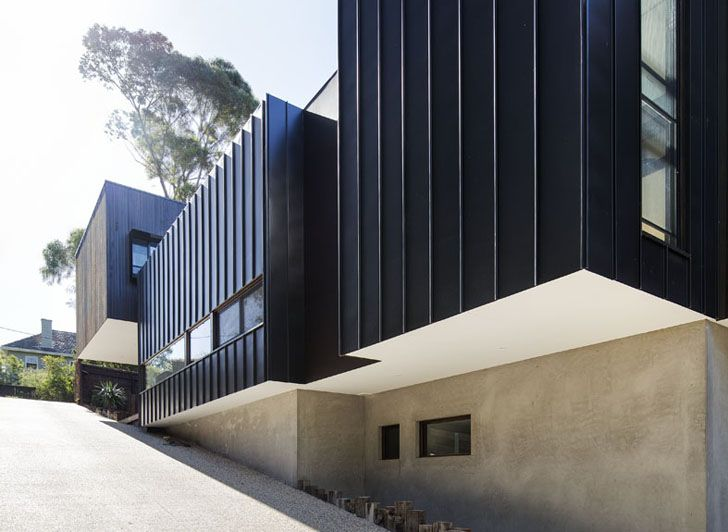 Wolveridge Architects' Martha Beach House is a naturally-coole...