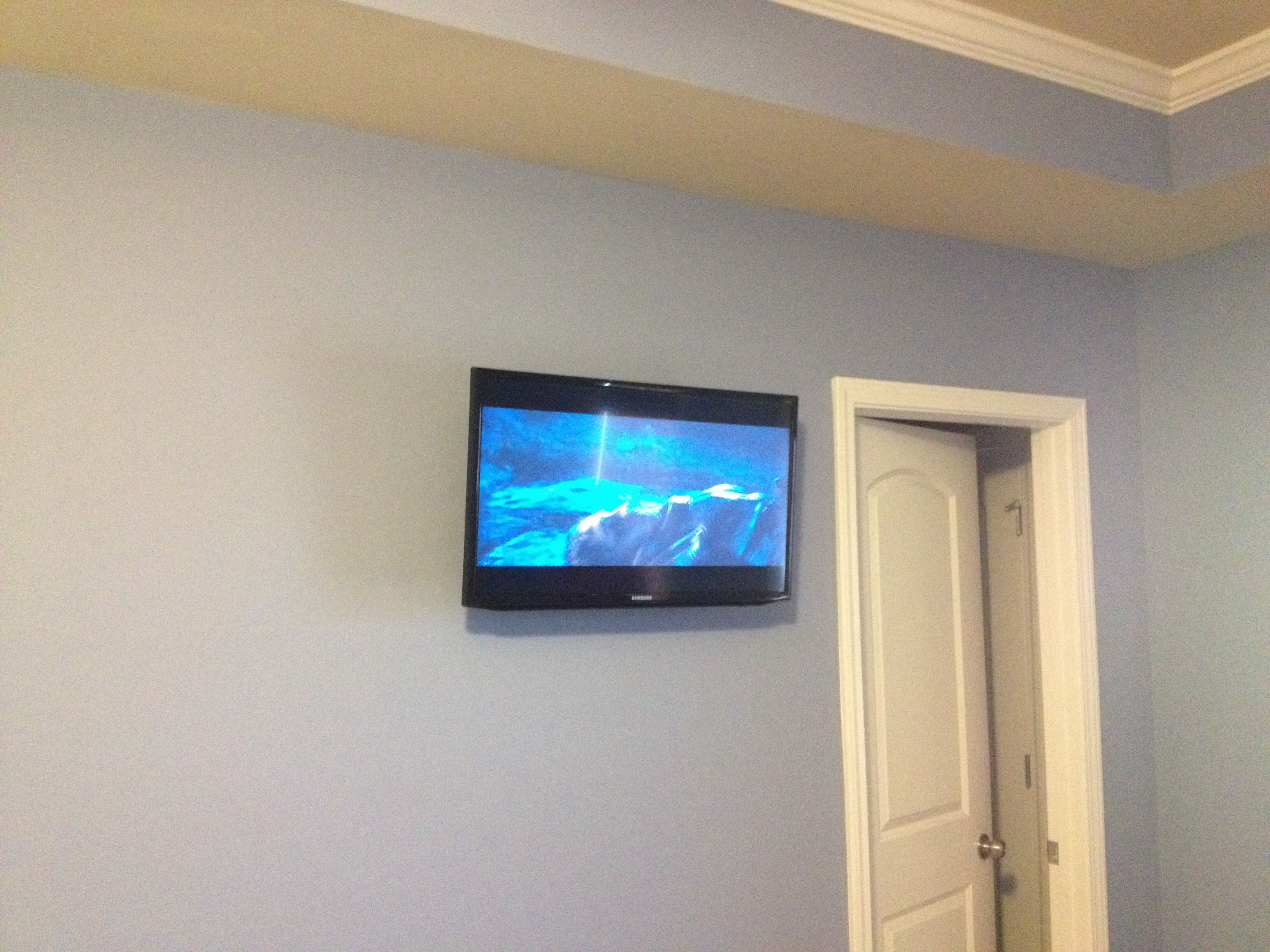 charlotte home theater installation projector and screen 5 1 and