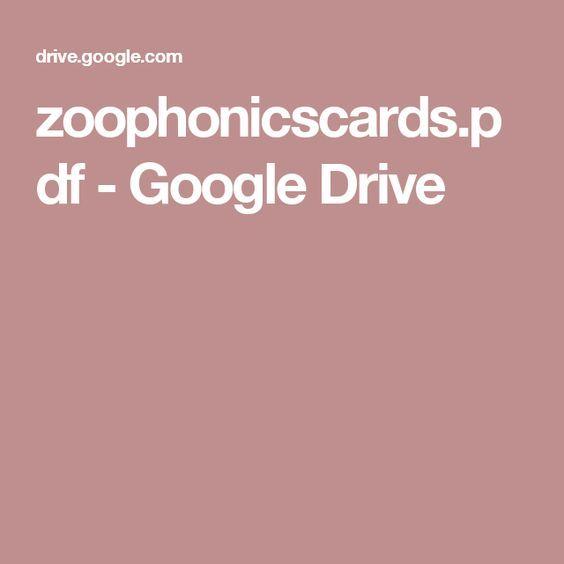 Zoophonicscards.pdf - Google Drive