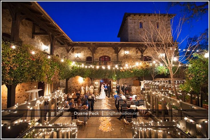 V Sattui Winery Wedding