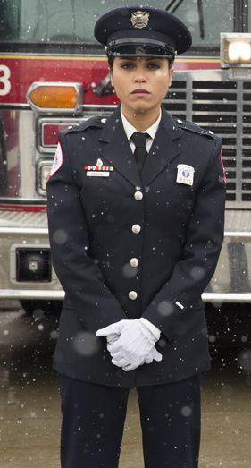 ROSALIE: Paramedic uniform