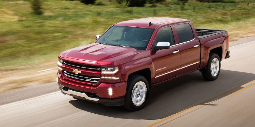 2018 Silverado 1500 Pickup Truck Exterior Photo Ltz Z71 Red
