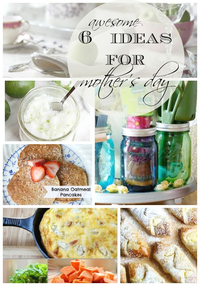 mothers day ideas 6 diy gifts recipes brunch recipes and