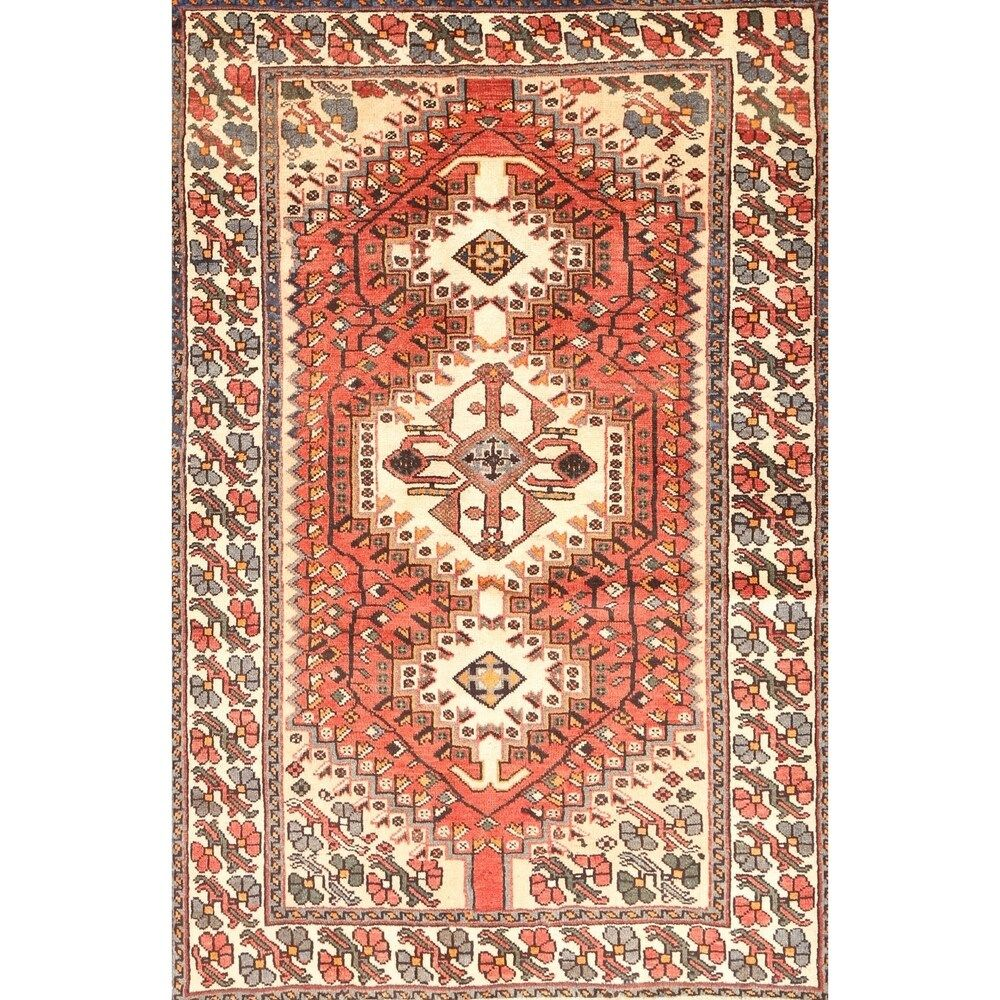 Photo of Traditional 609 area rug – 5'0″ by 7'0″ – 5′ x 8'/Surplus, Multicolor