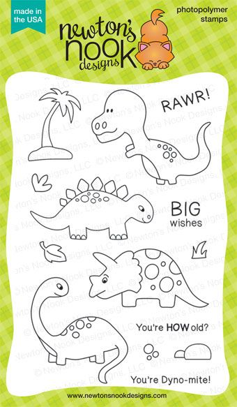 Friday Feature: Rawr! Dinos!