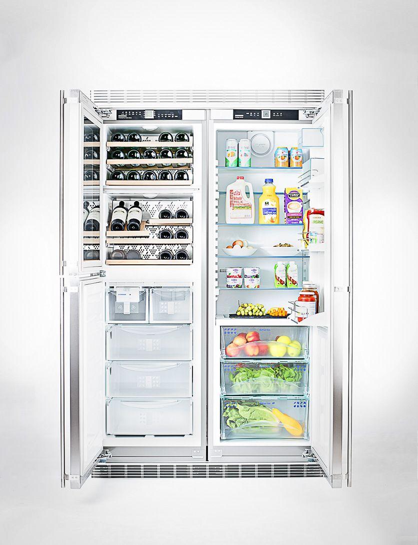 Liebherr Refrigerator Review Photo Gallery Liebherr 48 Sbs 246 Refrigerator Inside Emercedesbenz L Liebherr Refrigerator Refrigerator Reviews Refrigerator