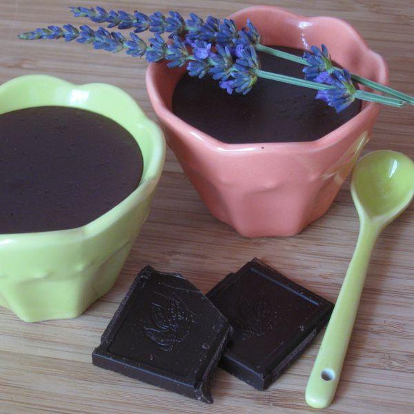 Dessert Vegan et Sans Gluten : {Crème au chocolat, aux épices et à l'orange} - Christine Calvet