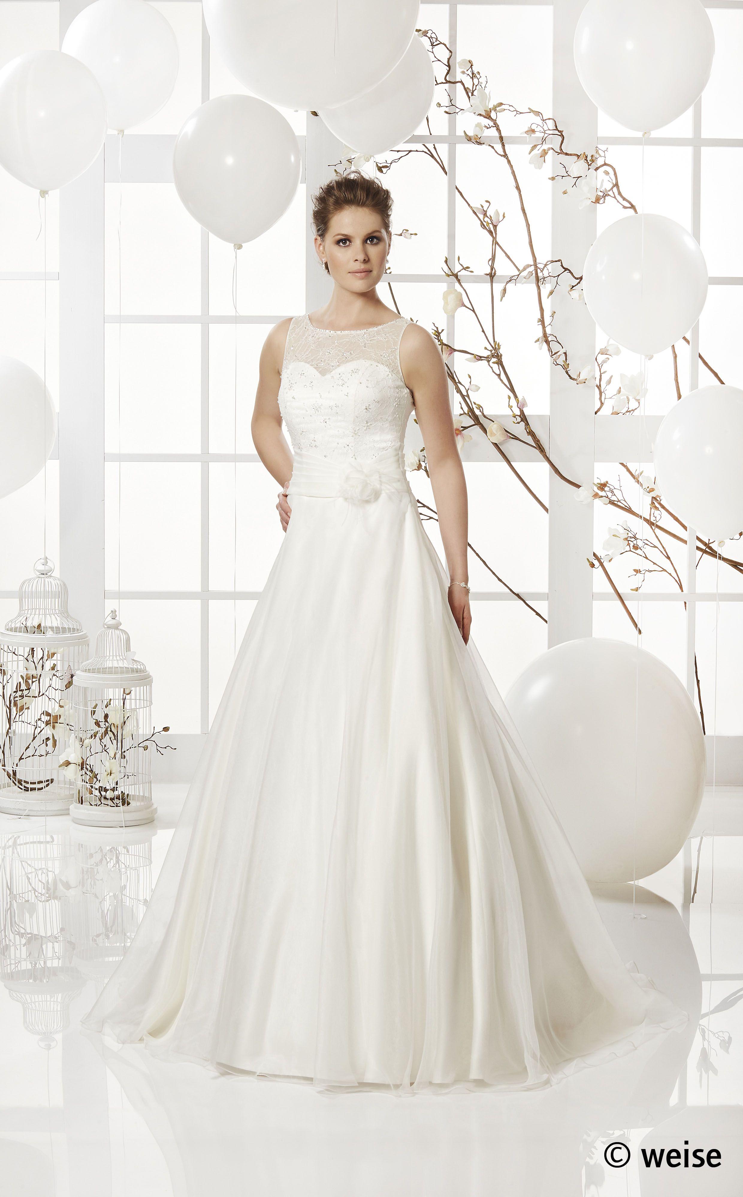 Brautkleider aus der Kollektion für 2016 von Weise - bei uns ...