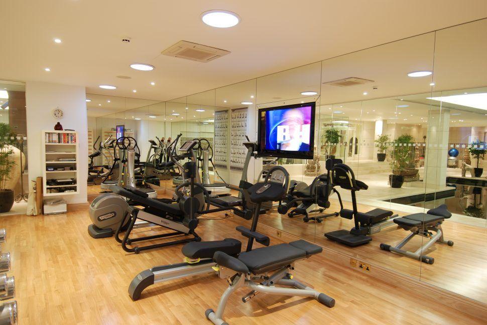 Interior:Fitness Machines Home Gym Decor Luxury Home Gym Home Gym Art Home  Gym Ideas