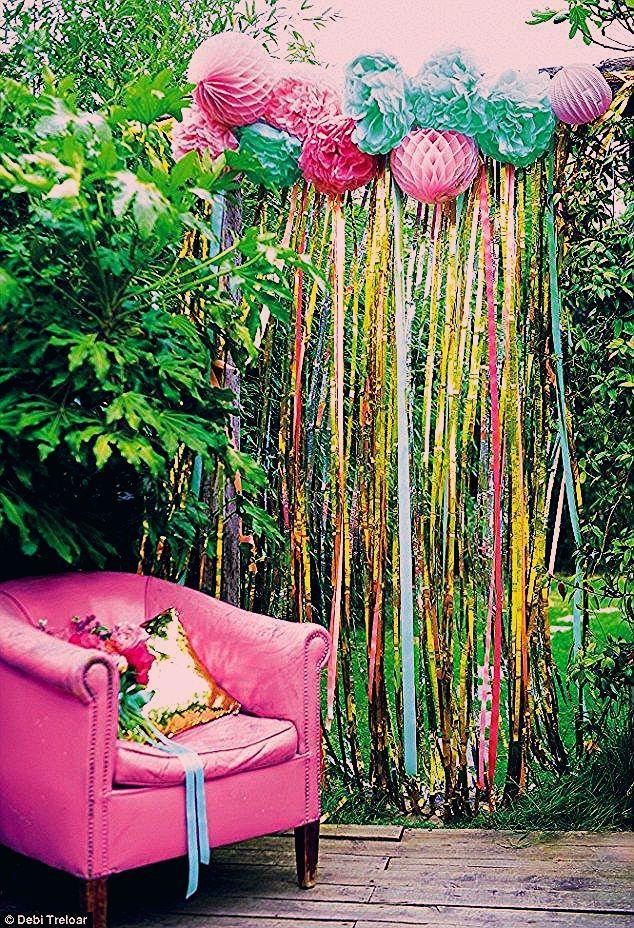 Photo of Diese DIY Gartenparty Deko gibt deiner Sommerfeier Atmosphäre! DIY Dekoideen