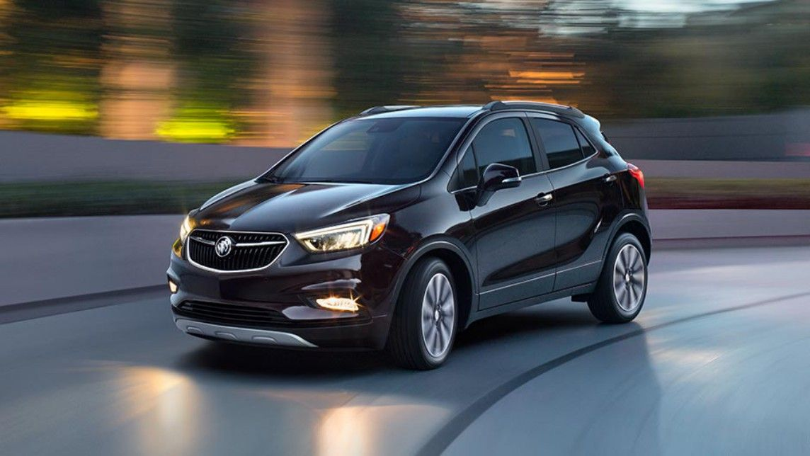 2017 Buick Encore With Images Buick Encore Luxury Suv Buick Gmc
