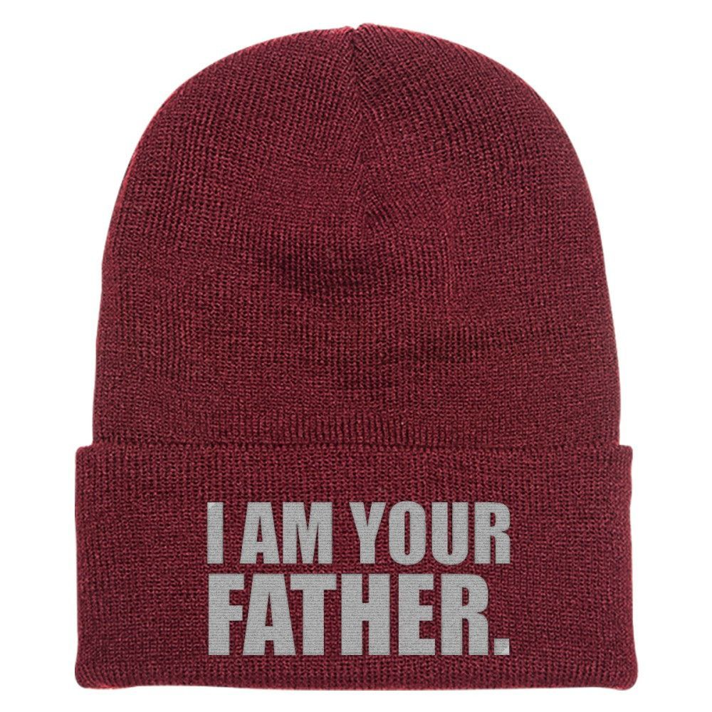 I Am Your Father Knit Cap